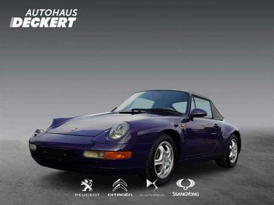 gebraucht Porsche 993 Cabrio