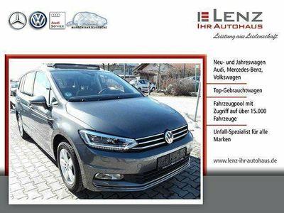 gebraucht VW Touran TSI DSG *Navi*LED*Panodach*Distanzr.*