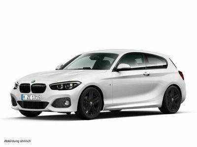 gebraucht BMW 120 1er-Reihe iA Edition M-Sport LED HiFi Navi DAB 18 Zoll