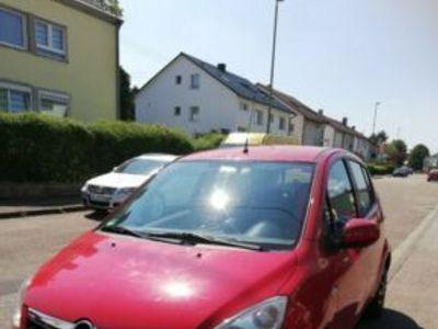gebraucht Opel Agila 1.0 mit rückfahrcamera