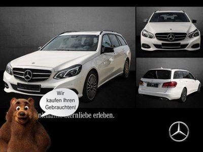gebraucht Mercedes E400 Avantg. Kamera/SHZ/Klimaaut./AHK/Comand