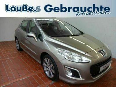 gebraucht Peugeot 308 155 THP Automatik Allure, NAVI,Klimaaut.,