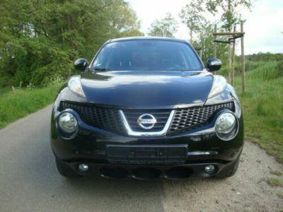 gebraucht Nissan Juke 1.6 DIG-T ALL-MODE 4x4i CVT Navi,Automatik
