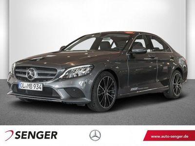gebraucht Mercedes C220 d Avantgarde Navi LED Rückfahrk. Facelift