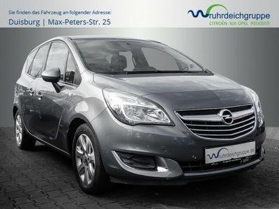 gebraucht Opel Meriva B Innovation 1.4 Turbo +PDC+NAVI+Bluetoot