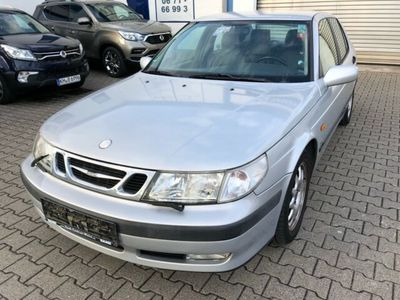 gebraucht Saab 9-5 3.0t V6 SE