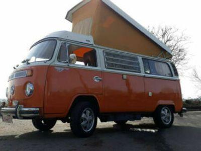 gebraucht VW T2 Westfalia Helsinki Camper Campingbus