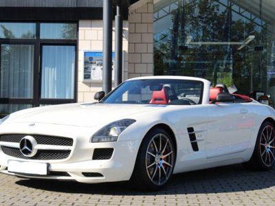 gebraucht Mercedes SLS AMG Roadster / Carbon / Bang&Olufsen / MWST