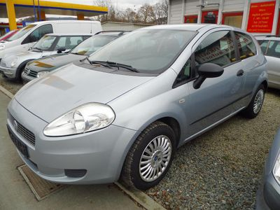 gebraucht Fiat Grande Punto 1.2 Guter Zustand Rentnerfund 41 Tkm TÜV Neu !