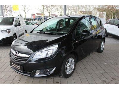 gebraucht Opel Meriva B Style 1.4 Turbo Multif.Lenkrad RDC Klim