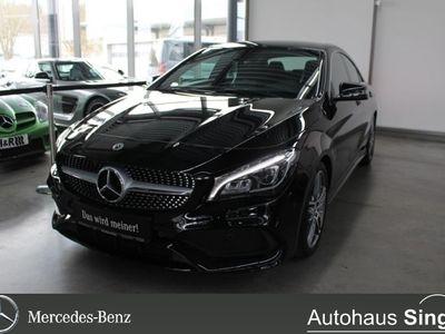 gebraucht Mercedes CLA180 AMG LED Navi PDC