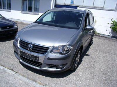 used VW Touran Cross Touran