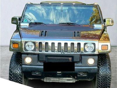 gebraucht Hummer H2 6.0 Rarität~LPG GASANLAGE
