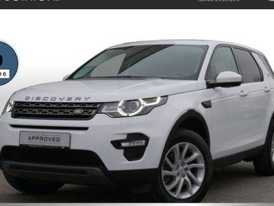 gebraucht Land Rover Discovery Sport 2.0 TD4 SE EURO 6 Kamera Navi PDC