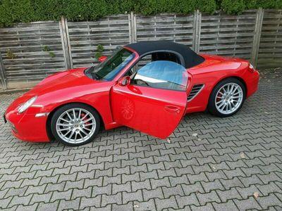 gebraucht Porsche Boxster S Tiptronic S Vollausstattung