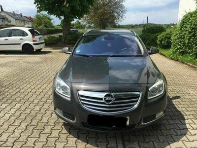 gebraucht Opel Insignia 2.0 CDTI Sports Tourer