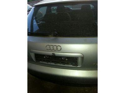 gebraucht Audi A3 1.6 Attraction gas+bensin ohne tuv