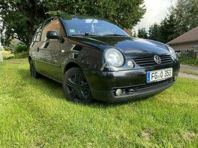 gebraucht VW Lupo 1,4 TDI Klima, Alu
