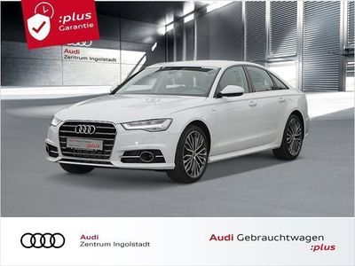 gebraucht Audi A6 Limousine 1.8 TFSI S line 20 ACC LED AHK