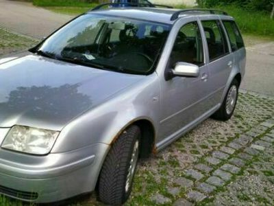 gebraucht VW Bora Variant 1.9 TDI