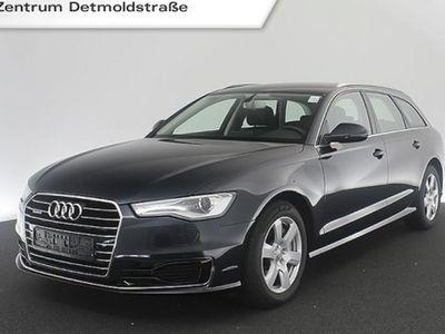 gebraucht Audi A6 Avant 3.0 TDI qu. Leder Standhz. Navi Sportsitze S tronic