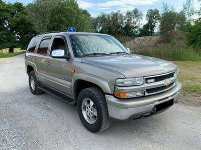 gebraucht Chevrolet Tahoe 5,3 L