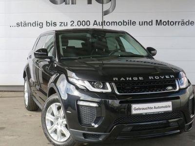 gebraucht Land Rover Range Rover evoque 2.0 Si4 SE Dynamic Panoramadach Xenon Navi Kamera Meridian