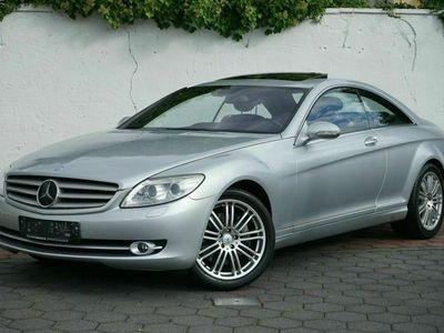 gebraucht Mercedes CL500 CL 500Coupe (R-Kamera,Schiebedach,Nacht-Sicht)