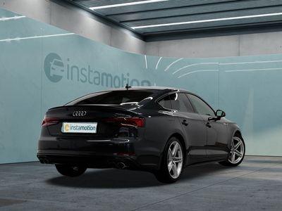 gebraucht Audi S5 Sportback S5 TFSI Q BuO ST.HEIZ MATRIX HuD AHK MAGRIDE 2xASSIST