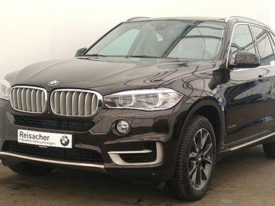 gebraucht BMW X5 xDrive40e A Navi,AHK,DAB-Tuner,Xe,Leder,Autom