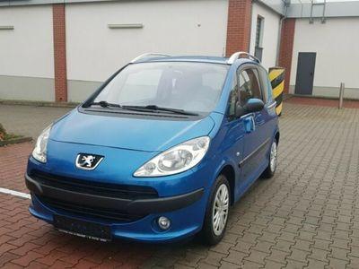 gebraucht Peugeot 1007 Premium / Automatik / Klima / HU Neu