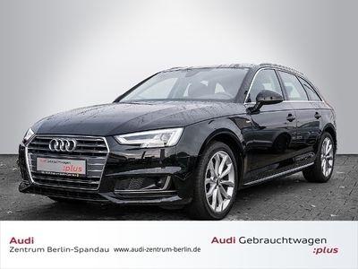 gebraucht Audi A4 Avant 1.4 TFSI S line S tronic *NAVI*LED*