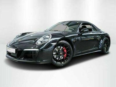 gebraucht Porsche 911 Carrera 4 Cabriolet 991 GTS 3.0 BOSE 20-Zoll als Cabrio/Roadster in München