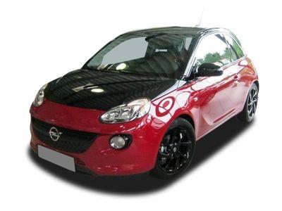 gebraucht Opel Adam BLACK JACK, 1.0 ECOTEC® Turbo, 66 kW (MT6)