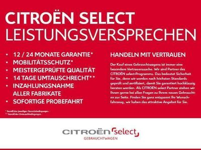 gebraucht Citroën C4 Selection BlueHDi 120 FAP