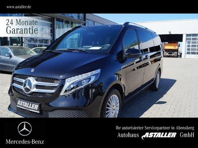 gebraucht Mercedes V250 d Lang Edit Sport+DAB+Comand+Kam+ILS+MOPF