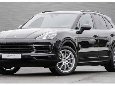 gebraucht Porsche Cayenne S 2.9 Luftfederung LED PDLS 20-Zoll