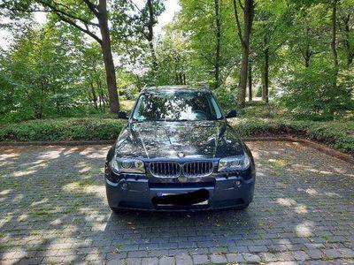gebraucht BMW X3 2.0i