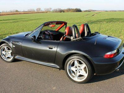 gebraucht BMW Z3 M Roadster, seltene Farbkombination