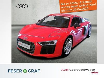 gebraucht Audi R8 Coupé V10 plus 5.2 FSI qu.S tronic LED+virtual