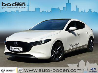 gebraucht Mazda 3 S SKYACTIV-G 2.0 SELECTION DesP ActP BOSE