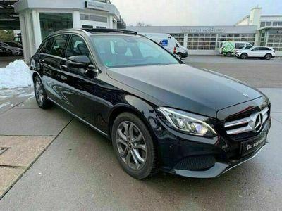 gebraucht Mercedes 220 C-Klasse W205