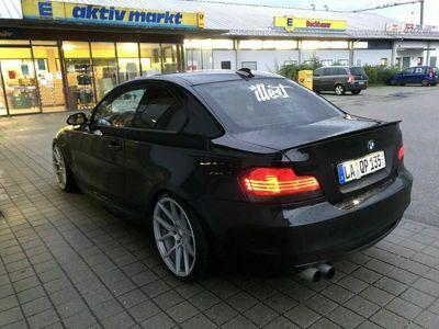 gebraucht BMW 135 Coupé E82 i N54 als Sportwagen/ in Bodenkirchen