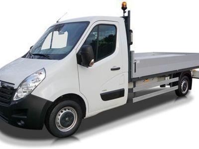 gebraucht Opel Movano Pritsche L3H1