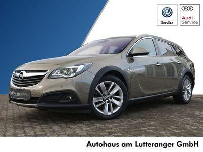 gebraucht Opel Insignia Country Tourer 2.0 CDTI 4x4 ecoFlex Start/Stop