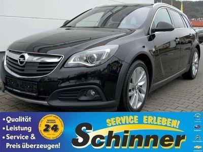 gebraucht Opel Insignia Country Tourer 2.0 CDTI ecoFLEX
