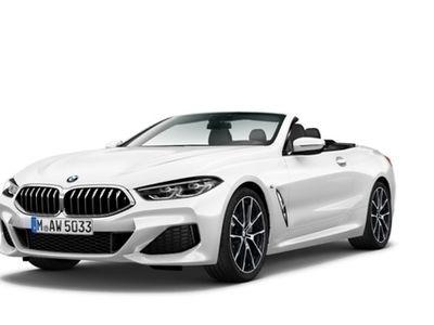 gebraucht BMW 840 D XDRIVE Leder LED Keyless AD Kurvenlicht Klimasitze e-Sitze HUD ACC Rückfahrkam. El. Verdeck Allrad