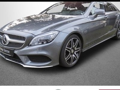 gebraucht Mercedes CLS500 4M AMG Line Comand Distronic Standhzg.