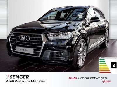 gebraucht Audi Q7 50 TDI quattro tiptronic S line Standheizung