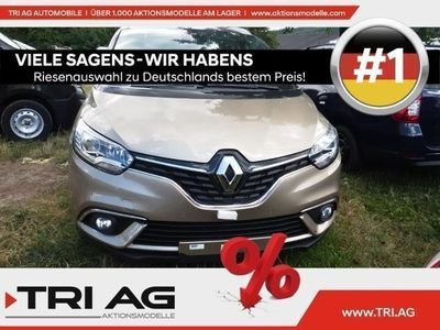 gebraucht Renault Grand Scénic BOSE-Edition TCe 130 Energy Navi Keyless Massagesi